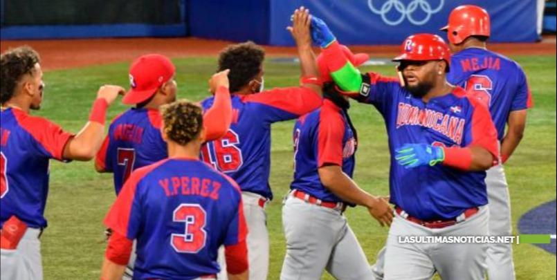 El  equipo de béisbol olímpico de la República Dominicana sigue pensando en medalla