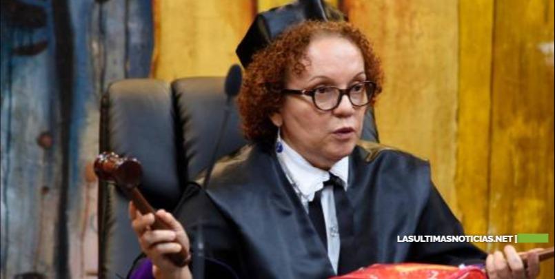 Las propuestas que hizo Miriam Germán a la comisión para el Código Penal y que fueron ignoradas