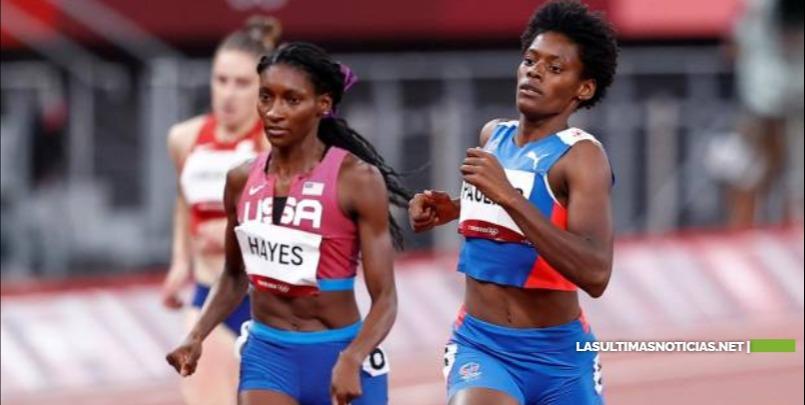 Marileidy Paulino gana su carrera y va por medalla en Tokio-2020