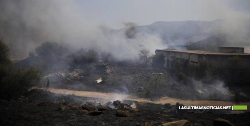 Israel bombardea al Líbano en respuesta a un ataque con cohetes