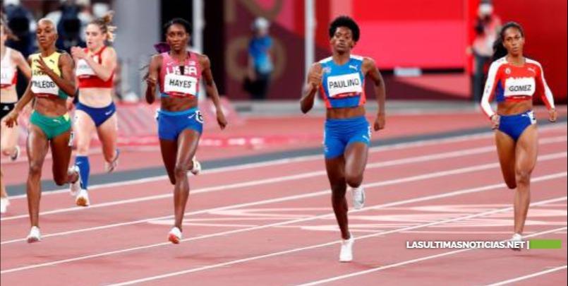 Marileidy Paulino va por la medalla de oro y tiene tres rivales de cuidado en la final de los 400 m