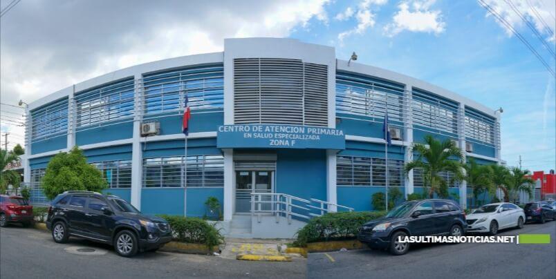 SRSM remoza Centros de Primer Nivel de Atención