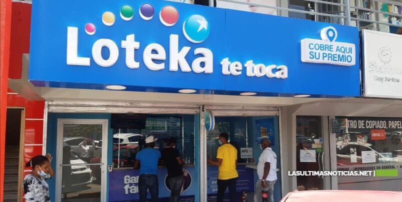 Arranca la repartidera del Toca-3 de Loteka