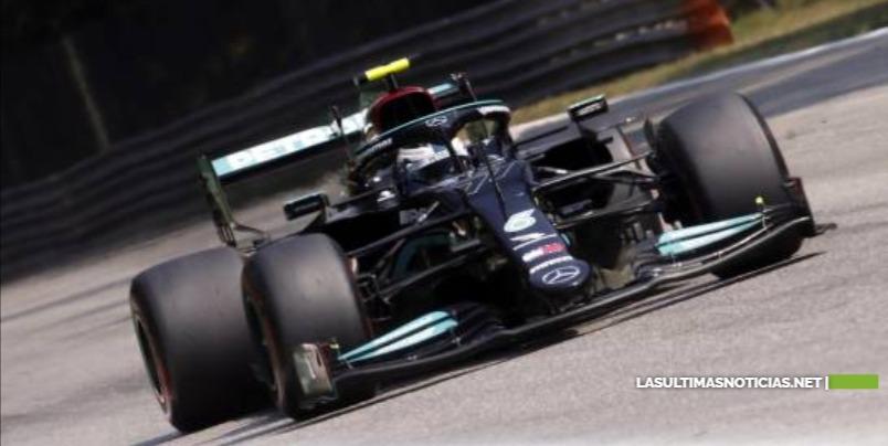 Mercedes sigue por delante de Red Bull en los segundos libres del GP de Italia