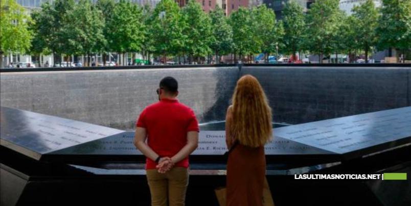 Homenaje a víctimas del 11 de septiembre
