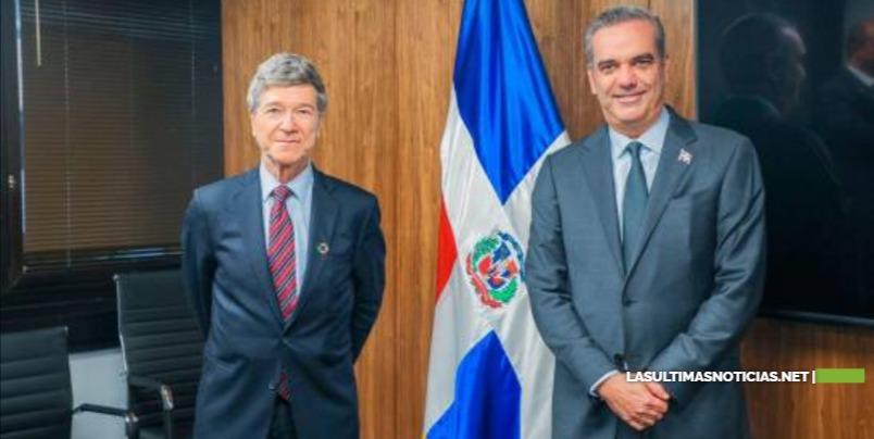 El Presidente Luis Abinader se reúne en Nueva York con mandatarios de Guatemala y Ecuador