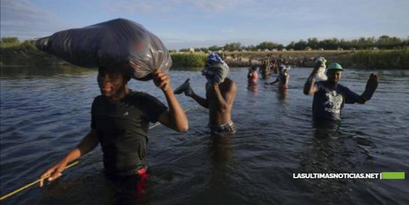 Todos los migrantes en Del Rio, Texas, han sido desalojados