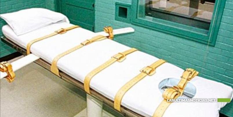 La pena de muerte sigue aplicándose en algunos países