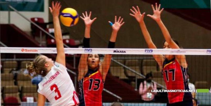 Polonia vence 3-0 a República Dominicana en Campeonato Mundial Femenino U-18