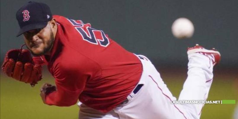 Los Medias Rojas de Boston anuncian a Eduardo  Rodríguez para abrir el tercer juego